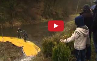 Le barrage anti inondation water-gate sur france 3