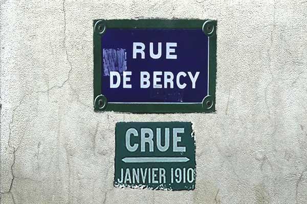 alluvione marchio paris bercy