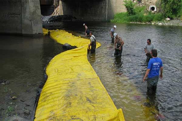 cofferdam in fiume funziona diversione fiume fiume Cofferdam